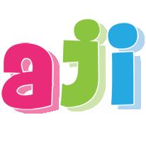 Aji friday logo