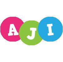 Aji friends logo