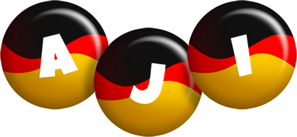Aji german logo