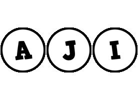 Aji handy logo