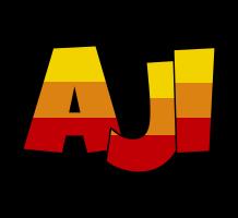 Aji jungle logo