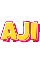 Aji kaboom logo