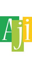 Aji lemonade logo