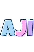 Aji pastel logo