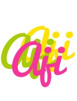 Aji sweets logo
