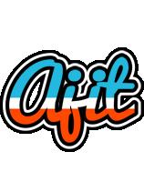 Ajit america logo