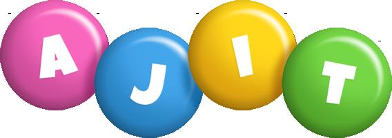 Ajit candy logo