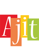 Ajit colors logo