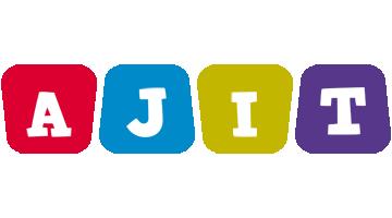 Ajit daycare logo