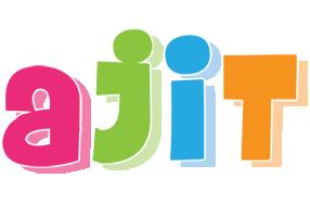 Ajit friday logo