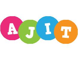 Ajit friends logo