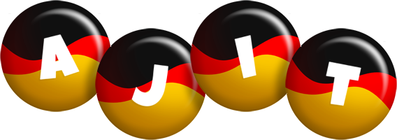 Ajit german logo