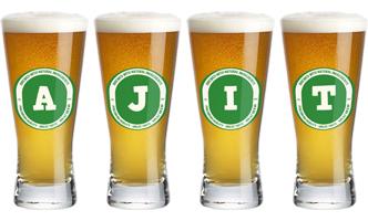 Ajit lager logo
