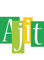 Ajit lemonade logo