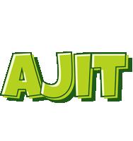 Ajit summer logo