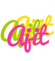 Ajit sweets logo