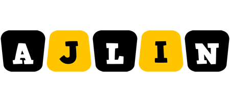 Ajlin boots logo