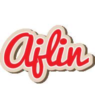 Ajlin chocolate logo