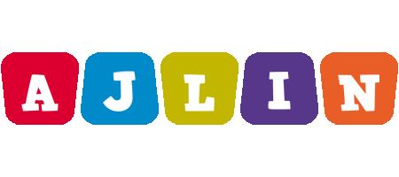 Ajlin daycare logo