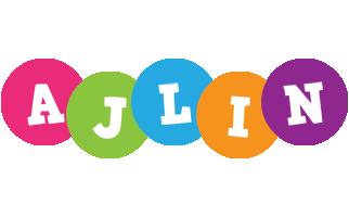 Ajlin friends logo