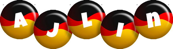 Ajlin german logo