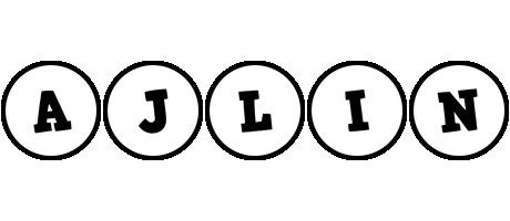Ajlin handy logo