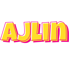 Ajlin kaboom logo