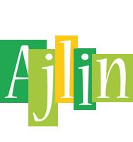 Ajlin lemonade logo