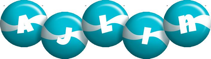Ajlin messi logo