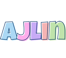 Ajlin pastel logo