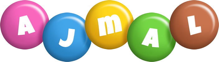 Ajmal candy logo