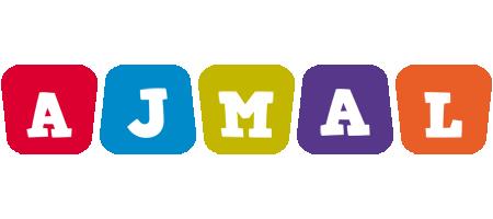 Ajmal daycare logo