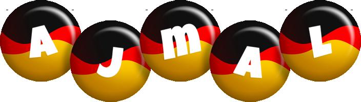Ajmal german logo