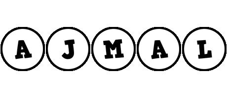 Ajmal handy logo