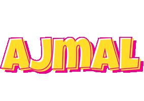 Ajmal kaboom logo