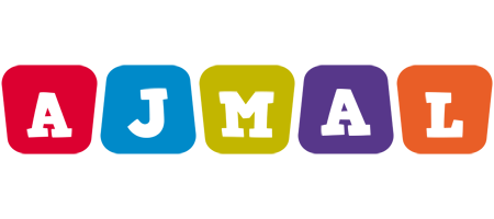 Ajmal kiddo logo