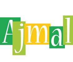 Ajmal lemonade logo