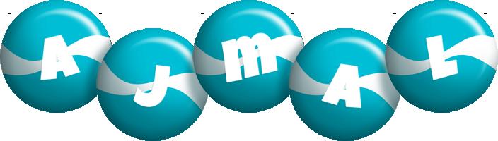 Ajmal messi logo