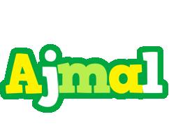 Ajmal soccer logo
