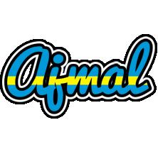 Ajmal sweden logo