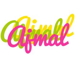 Ajmal sweets logo