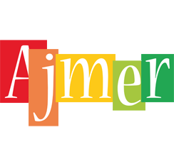 Ajmer colors logo