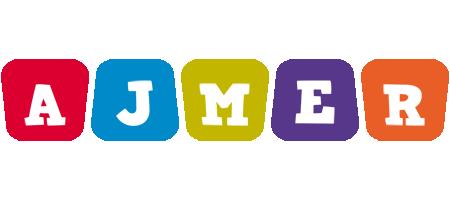 Ajmer kiddo logo