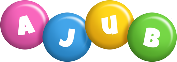 Ajub candy logo
