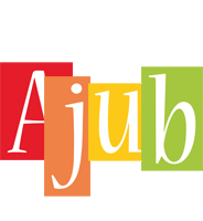 Ajub colors logo