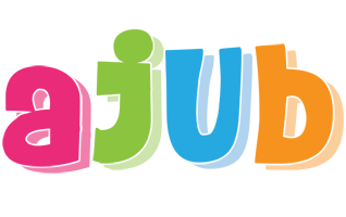 Ajub friday logo
