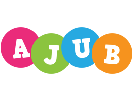Ajub friends logo