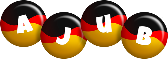 Ajub german logo