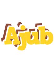 Ajub hotcup logo