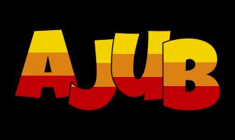 Ajub jungle logo